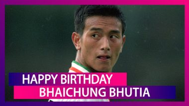 Happy Birthday Bhaichung Bhutia: Lesser Known Facts About Former Indian Striker